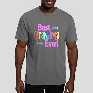 Best Grandma Ever Mens Comfort Colors Shirt