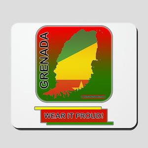Grenada Wear It Proud Mousepad