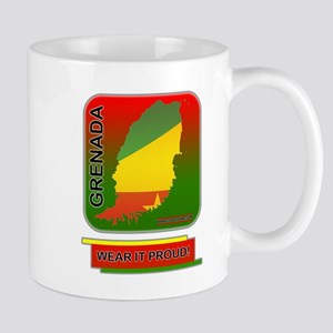 Grenada Wear It Proud Mug