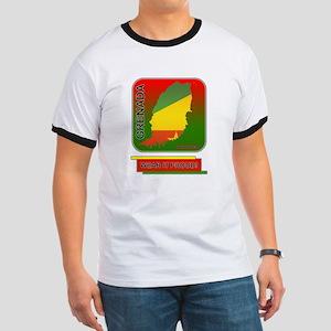 Grenada Wear It Proud Ringer T