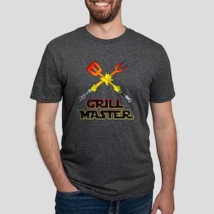 Grill Master Mens Tri-blend T-Shirt
