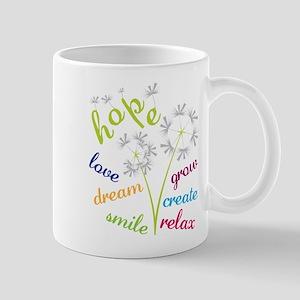 Dandelion Hope Mug