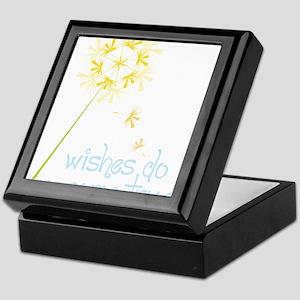 Wishes Keepsake Box