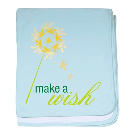 Make A Wish baby blanket