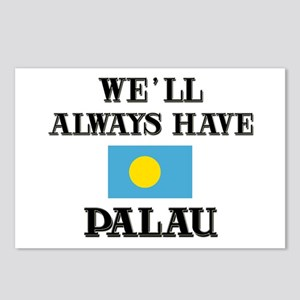We Will Always Have Palau Postcards (Package of 8)