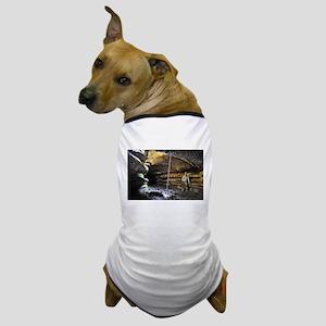Lava Caves Dog T-Shirt