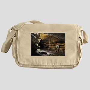 Lava Caves Messenger Bag