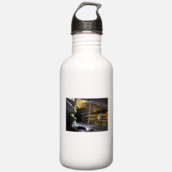 Lava Caves Water Bottle