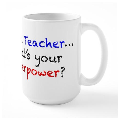 teacherpower Mugs