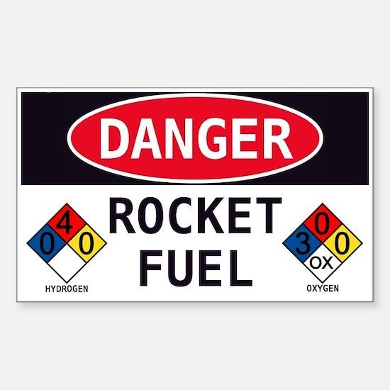 Rocket Fuel Decal