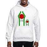 Proud Father Hooded Sweatshirt