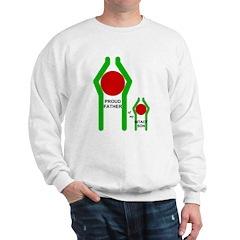 Proud Father Sweatshirt