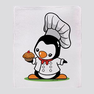 Cupcake Bake (4) Throw Blanket