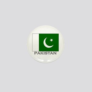 Pakistan Flag Stuff Mini Button