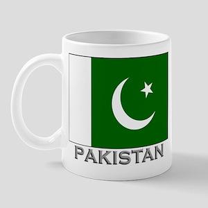 Pakistan Flag Stuff Mug