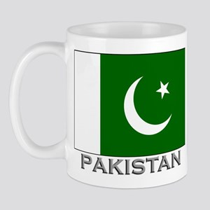 Pakistan Flag Stuff Mug