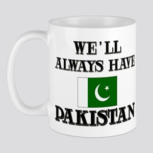 We Will Always Have Pakistan Mug