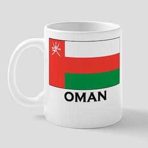Oman Flag Stuff Mug