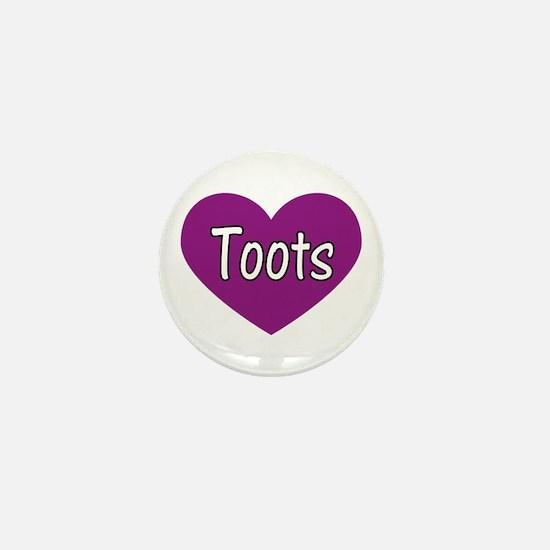 Toots Mini Button
