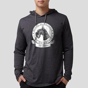 Giant Schnauzer Club of America  Mens Hooded Shirt