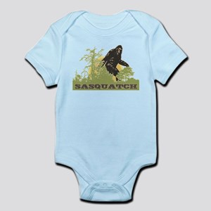 Sasquatch Infant Bodysuit