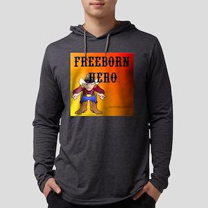 herocam Mens Hooded Shirt