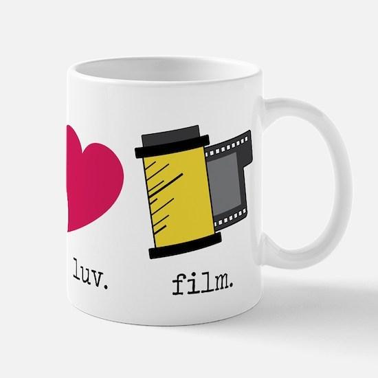 Peace Luv Film Mug