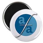 "AFA Logo 2.25"" Magnet"