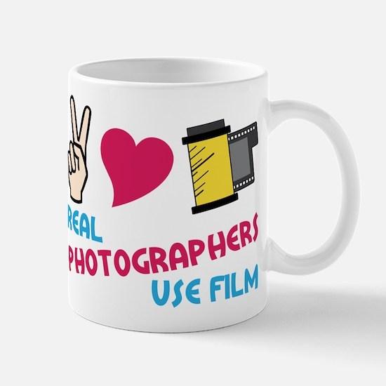 Real Photographers Mug