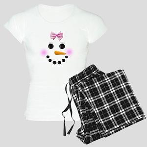Snow Woman Women's Light Pajamas