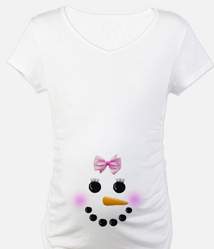 Snow Woman Shirt