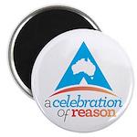 A Celebration of Reason Magnet