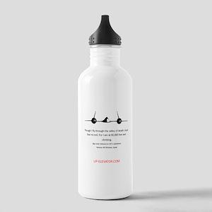 SR-71 Spy Plane Stainless Water Bottle 1.0L