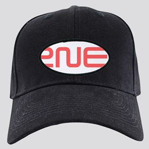 2NE1 red logo Black Cap