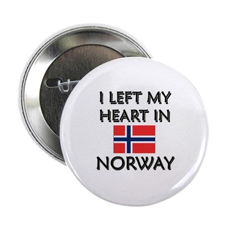 I Left My Heart In Norway Button
