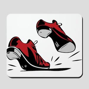 Tap Dancing Shoes Mousepad