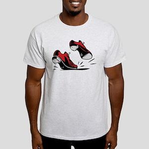 Tap Dancing Shoes Light T-Shirt