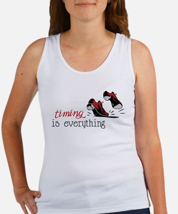 Timing Is Everything Women's Tank Top