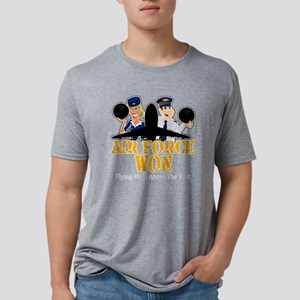 2-afwon1 Mens Tri-blend T-Shirt