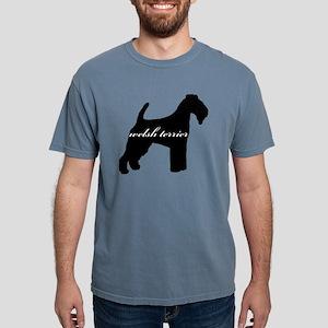 welshterrier Mens Comfort Colors Shirt