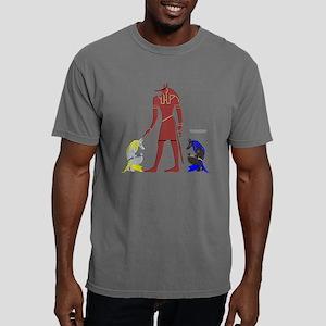 Spectral Anubis Mens Comfort Colors Shirt