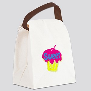 Sweet Canvas Lunch Bag