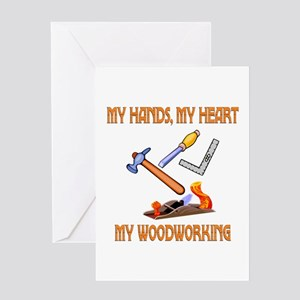 Woodworking Greeting Card