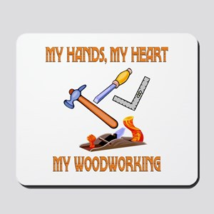 Woodworking Mousepad