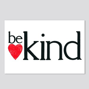Be kind Postcards (Package of 8)
