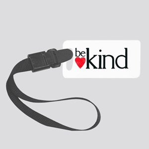 Be kind Small Luggage Tag