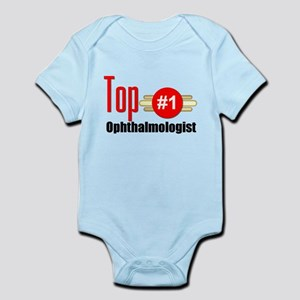 Top Ophthalmologist Infant Bodysuit