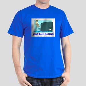 Jonah and the Whale Dark T-Shirt