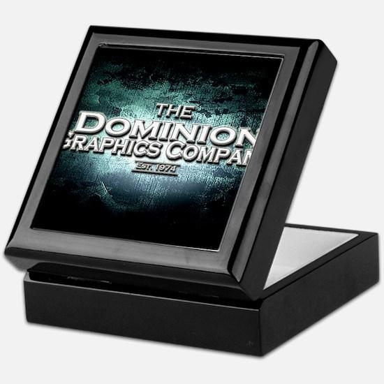 DMGINC Keepsake Box