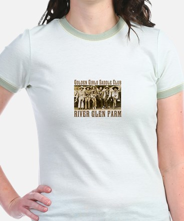 Golden Girls Saddle Club T